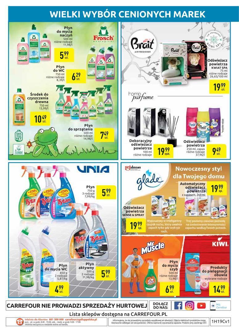 Gazetka promocyjna Carrefour do 22/05/2019 str.55