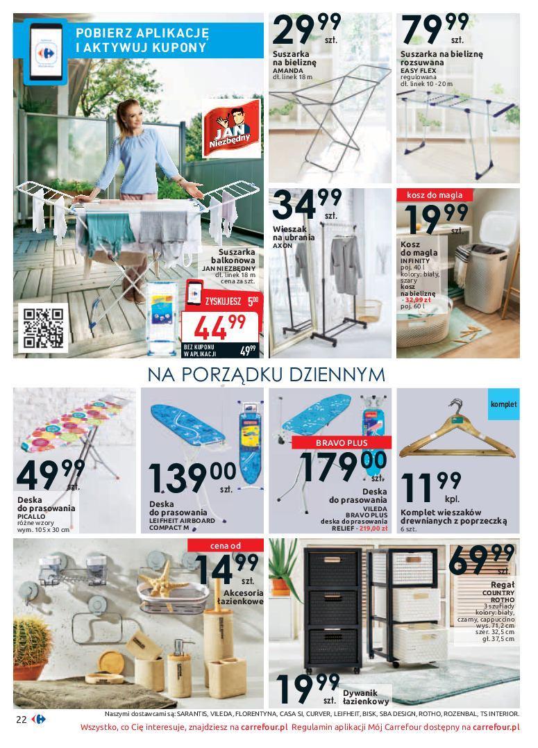 Gazetka promocyjna Carrefour do 19/01/2019 str.22