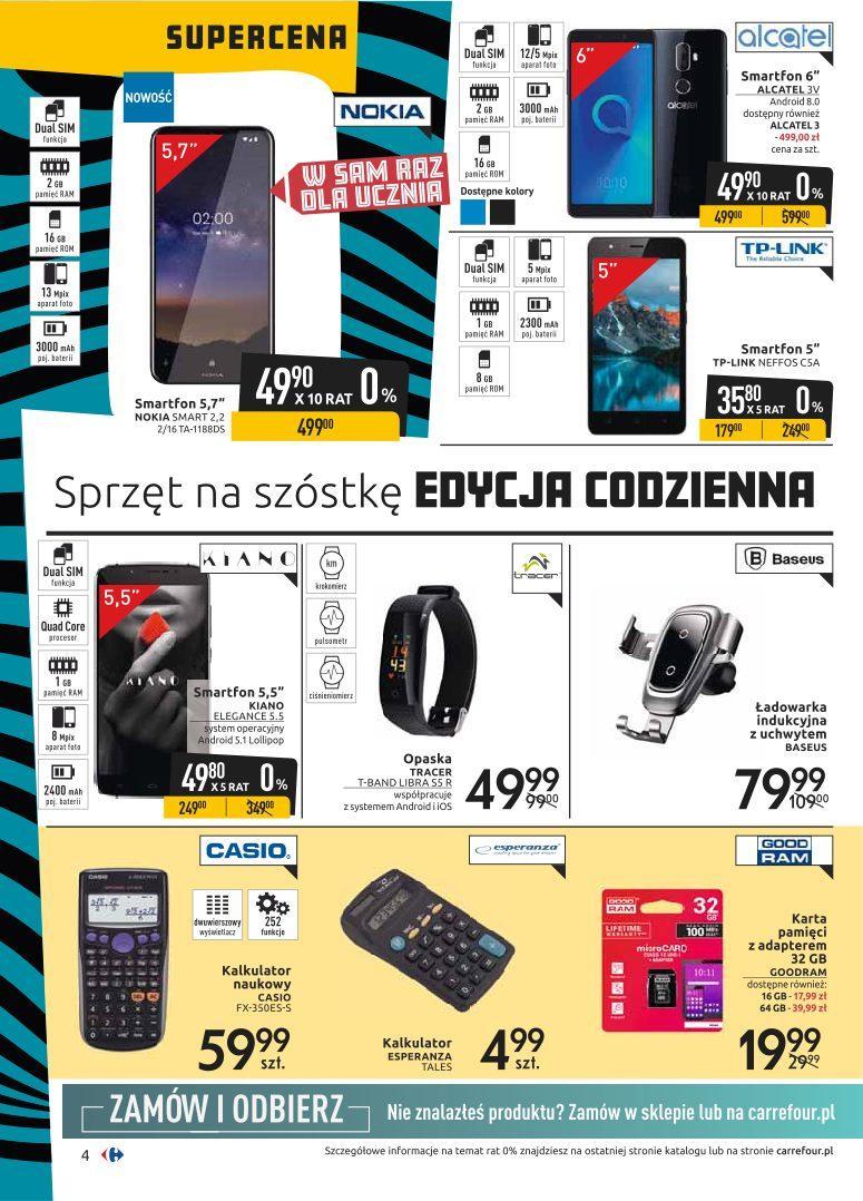 Gazetka promocyjna Carrefour do 07/09/2019 str.3
