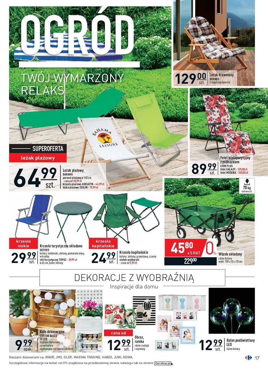 Gazetka promocyjna Carrefour do 16/06/2018 str.16