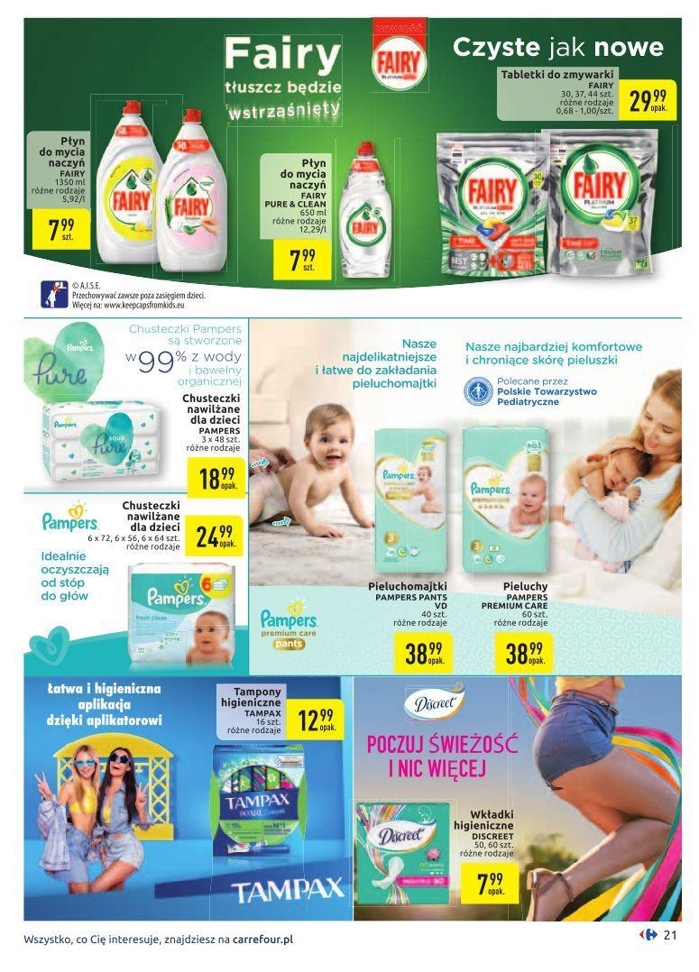 Gazetka promocyjna Carrefour do 29/09/2019 str.20