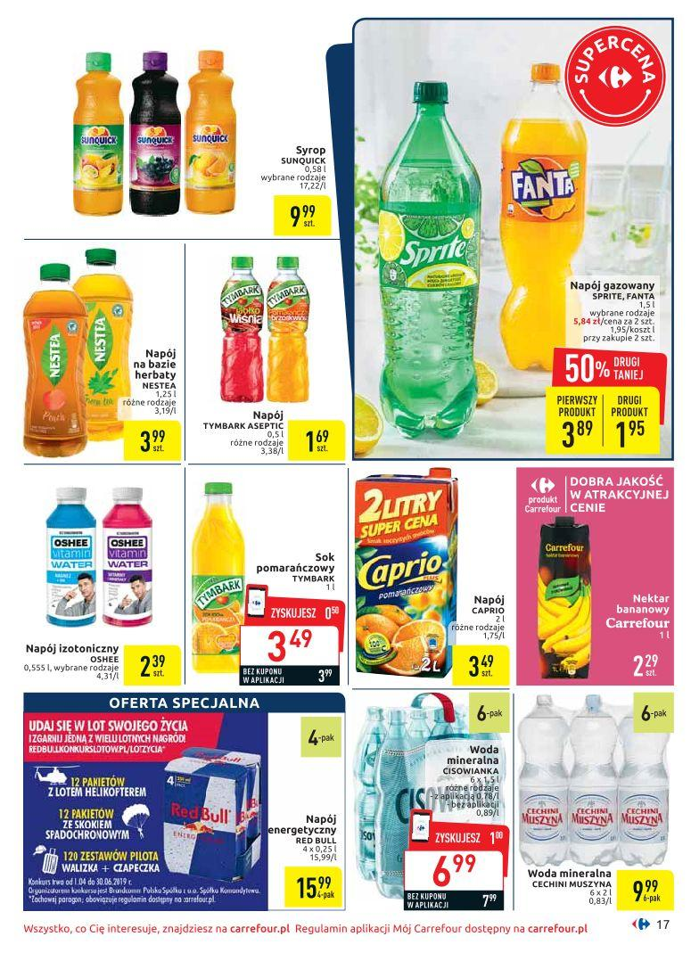 Gazetka promocyjna Carrefour do 11/05/2019 str.16