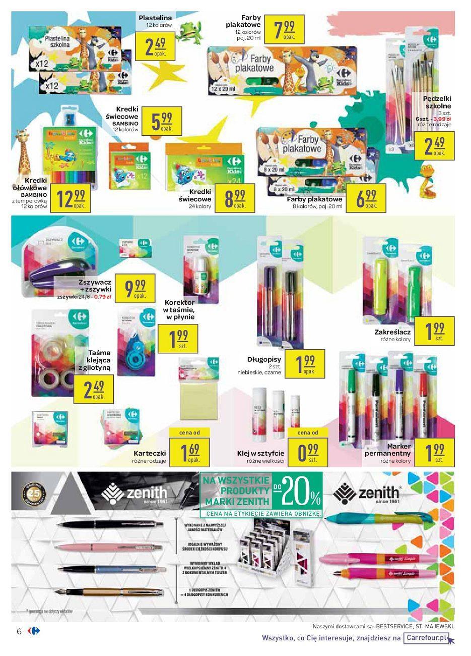 Gazetka promocyjna Carrefour do 04/09/2018 str.6
