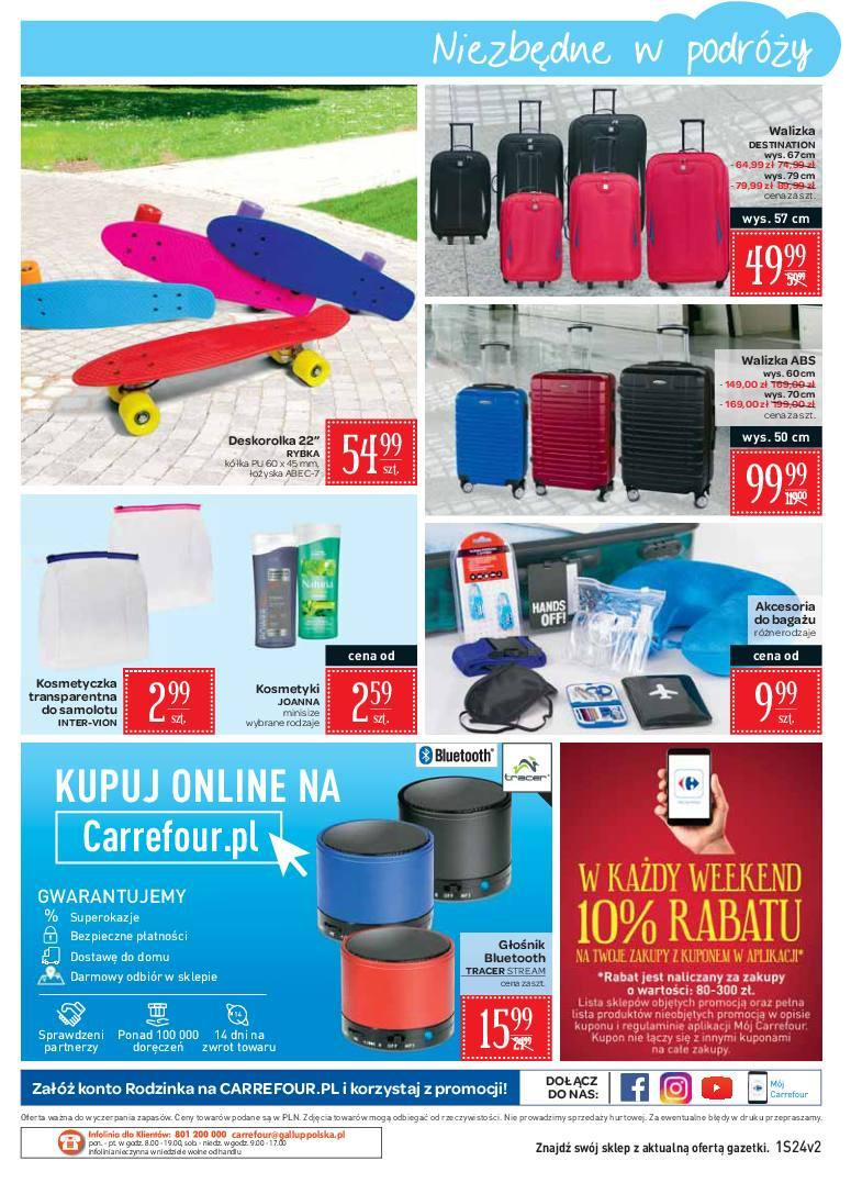 Gazetka promocyjna Carrefour Market do 24/06/2018 str.15