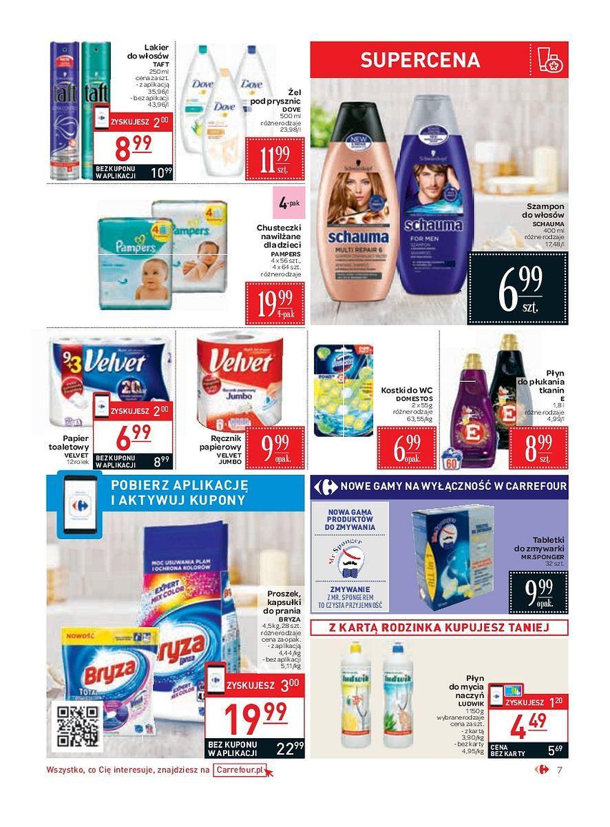 Gazetka promocyjna Carrefour Market do 14/04/2018 str.6