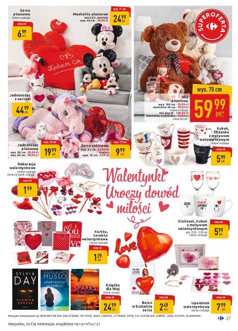 Gazetka promocyjna Carrefour do 18/02/2019 str.27