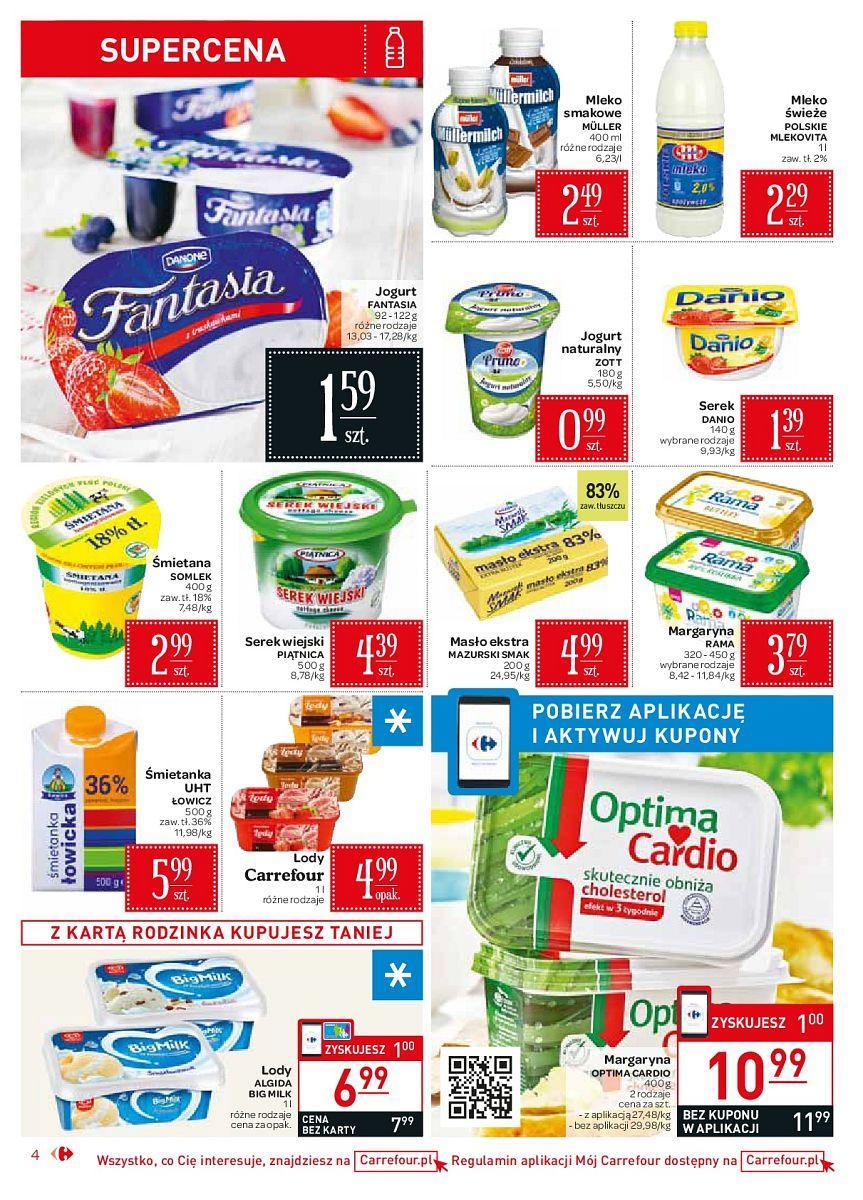 Gazetka promocyjna Carrefour Market do 12/05/2018 str.3