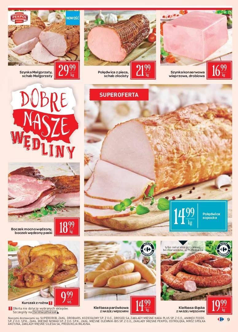 Gazetka promocyjna Carrefour do 24/06/2018 str.8