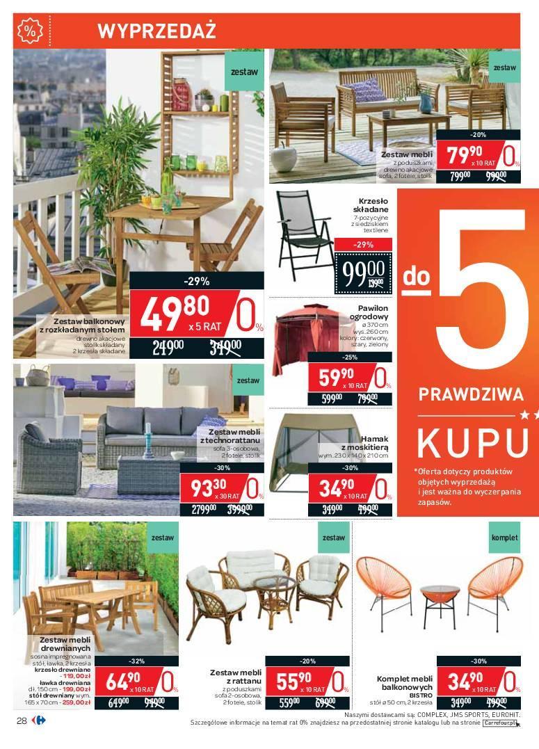 Gazetka promocyjna Carrefour do 24/06/2018 str.27