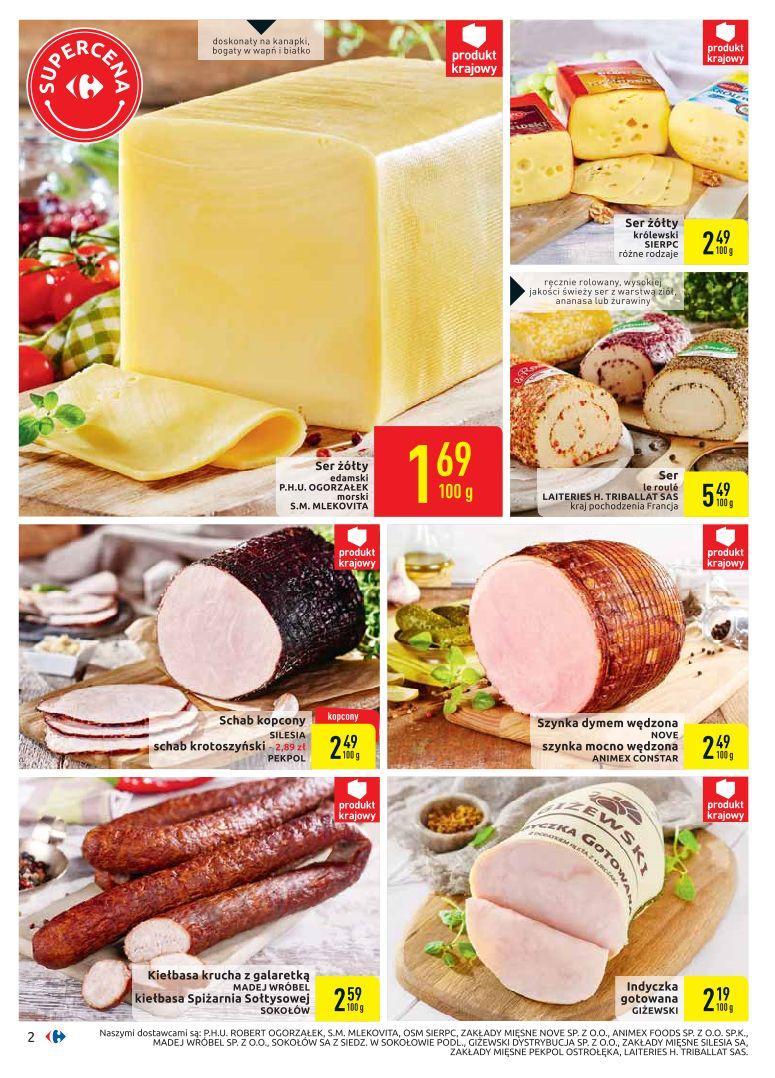 Gazetka promocyjna Carrefour do 01/02/2020 str.1