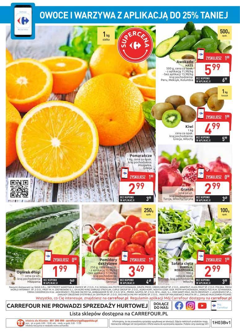 Gazetka promocyjna Carrefour do 20/01/2020 str.3