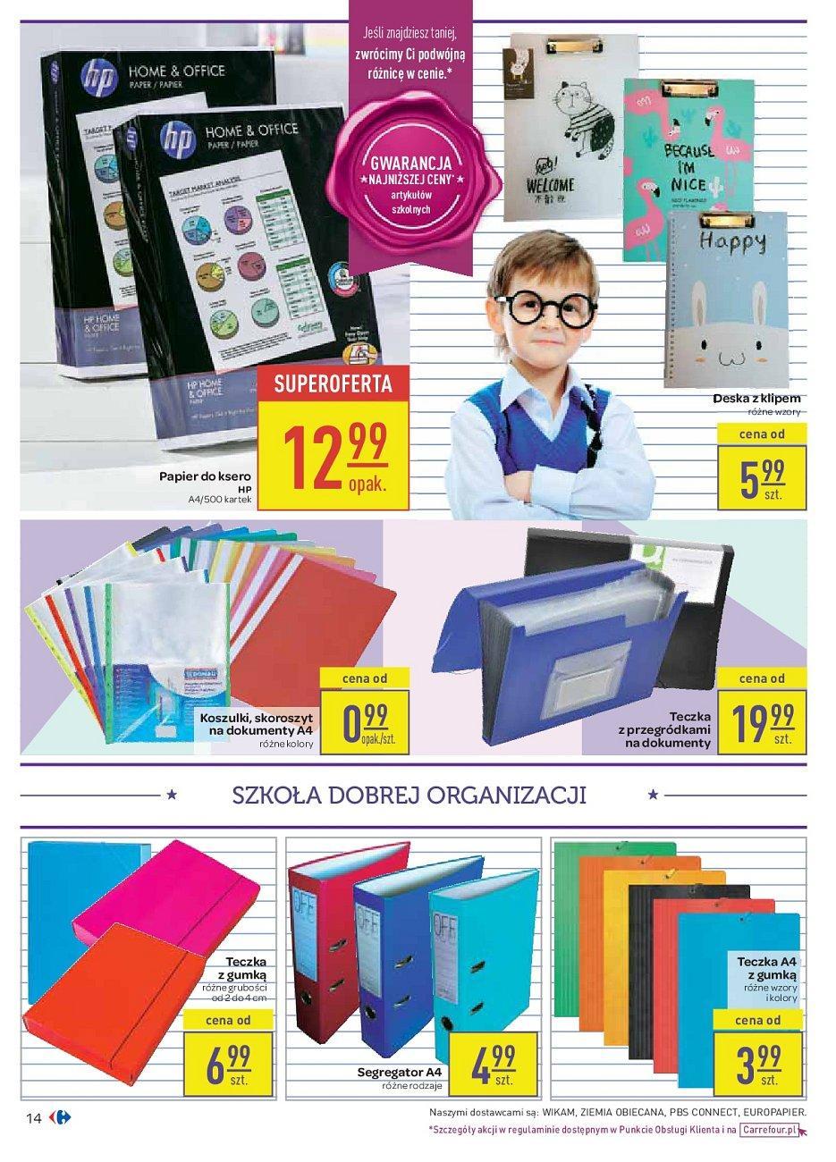 Gazetka promocyjna Carrefour do 04/09/2018 str.13