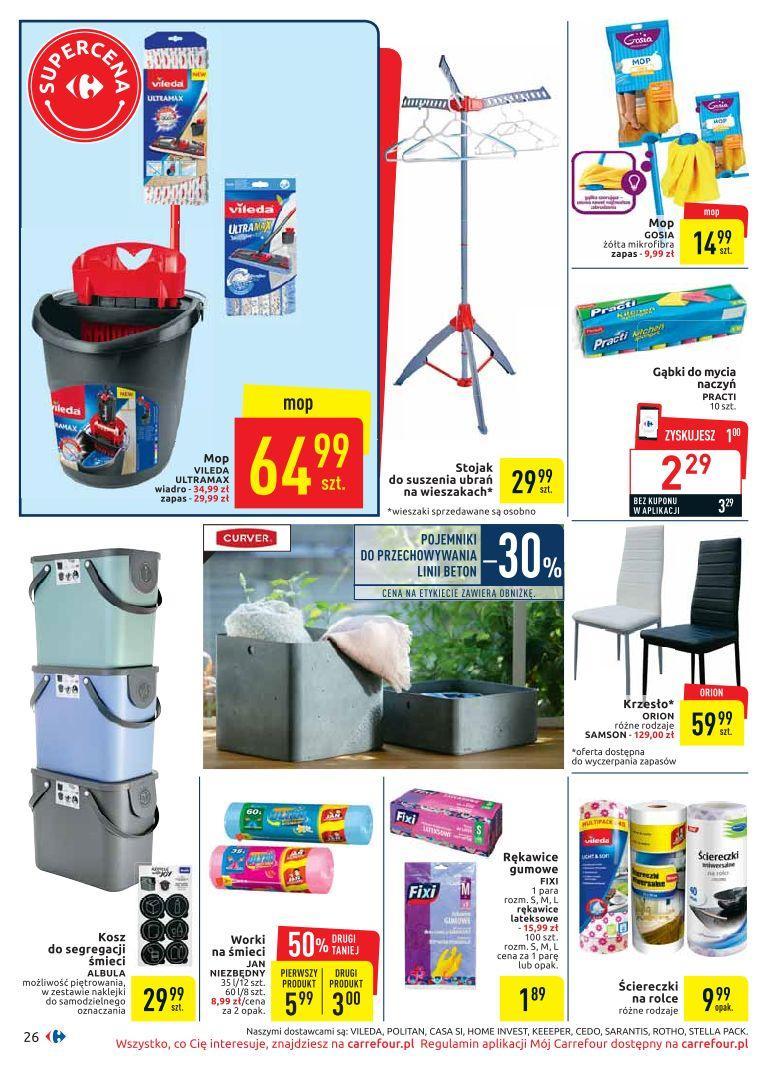 Gazetka promocyjna Carrefour do 11/05/2019 str.25