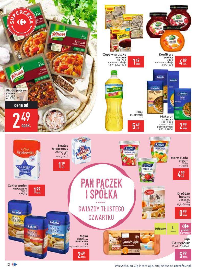 Gazetka promocyjna Carrefour do 24/02/2020 str.12