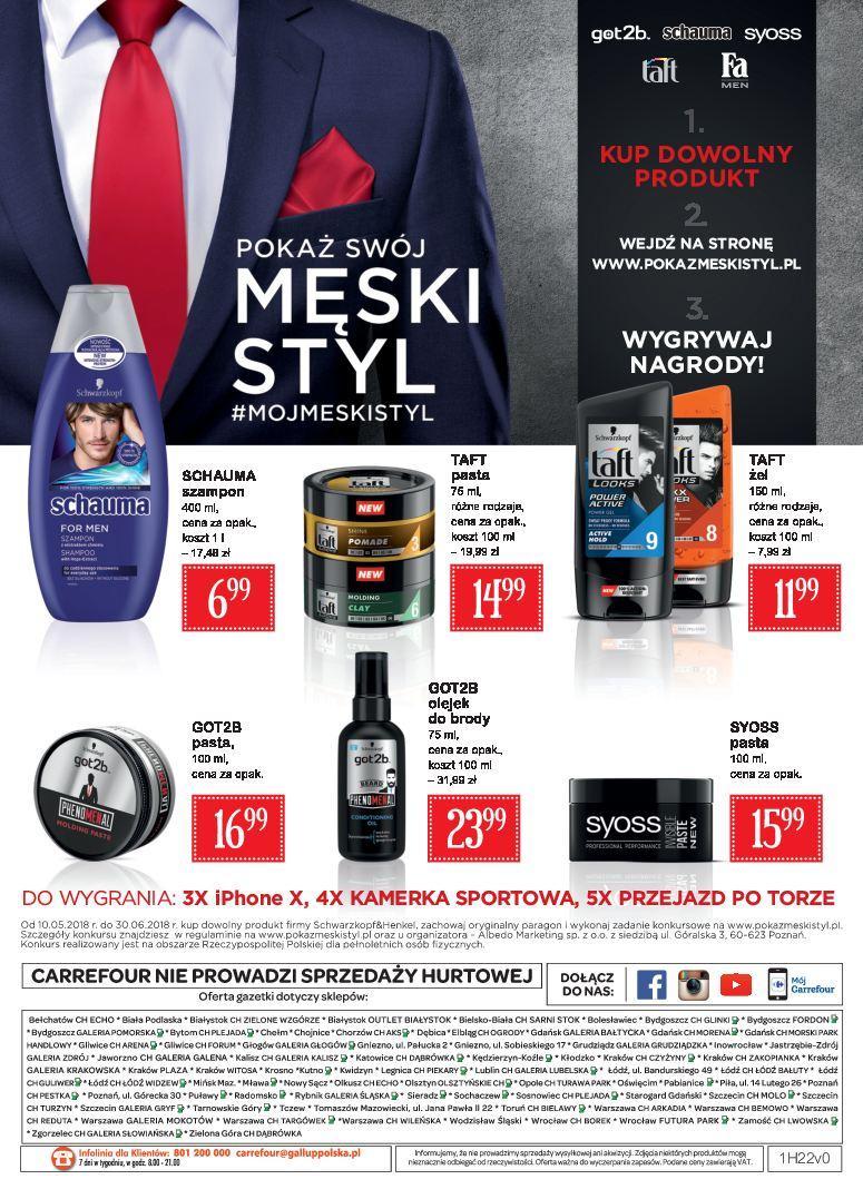 Gazetka promocyjna Carrefour do 11/06/2018 str.1