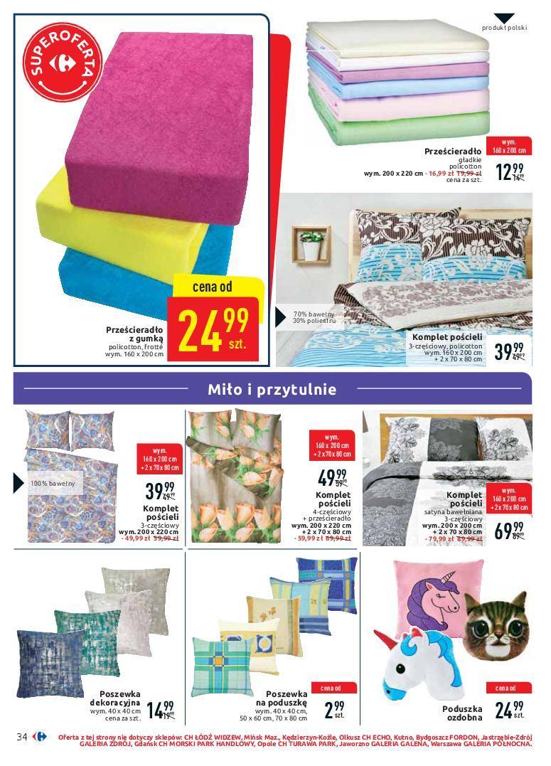 Gazetka promocyjna Carrefour do 25/11/2018 str.34