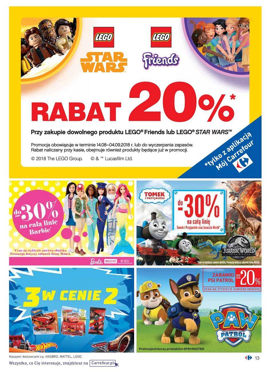 Gazetka promocyjna Carrefour do 04/09/2018 str.12
