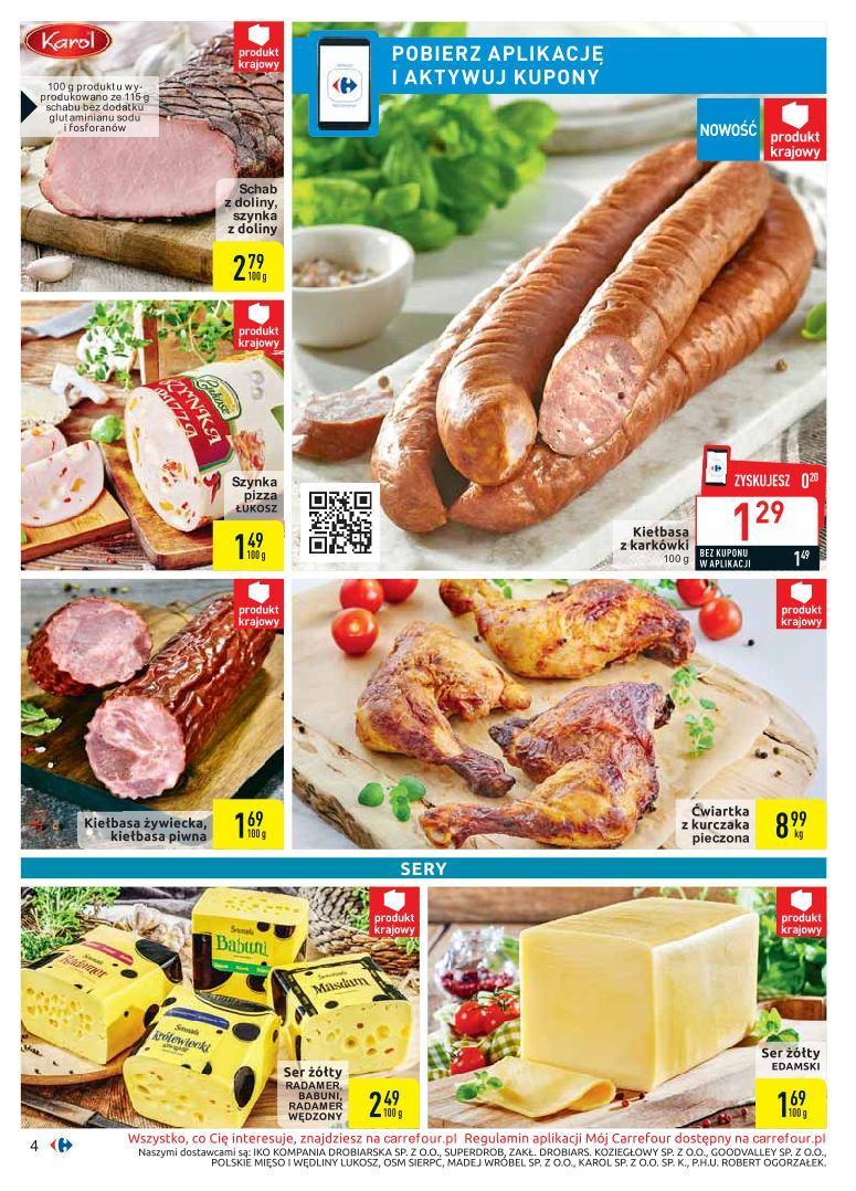 Gazetka promocyjna Carrefour do 26/05/2019 str.3
