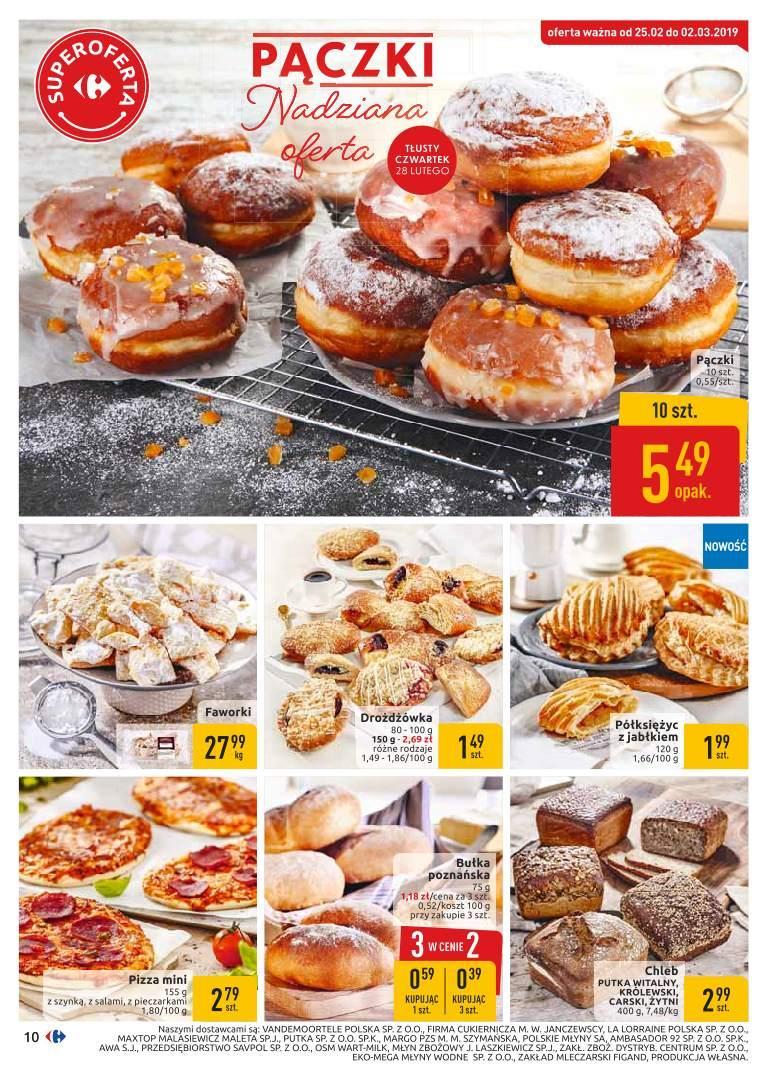 Gazetka promocyjna Carrefour do 04/03/2019 str.9