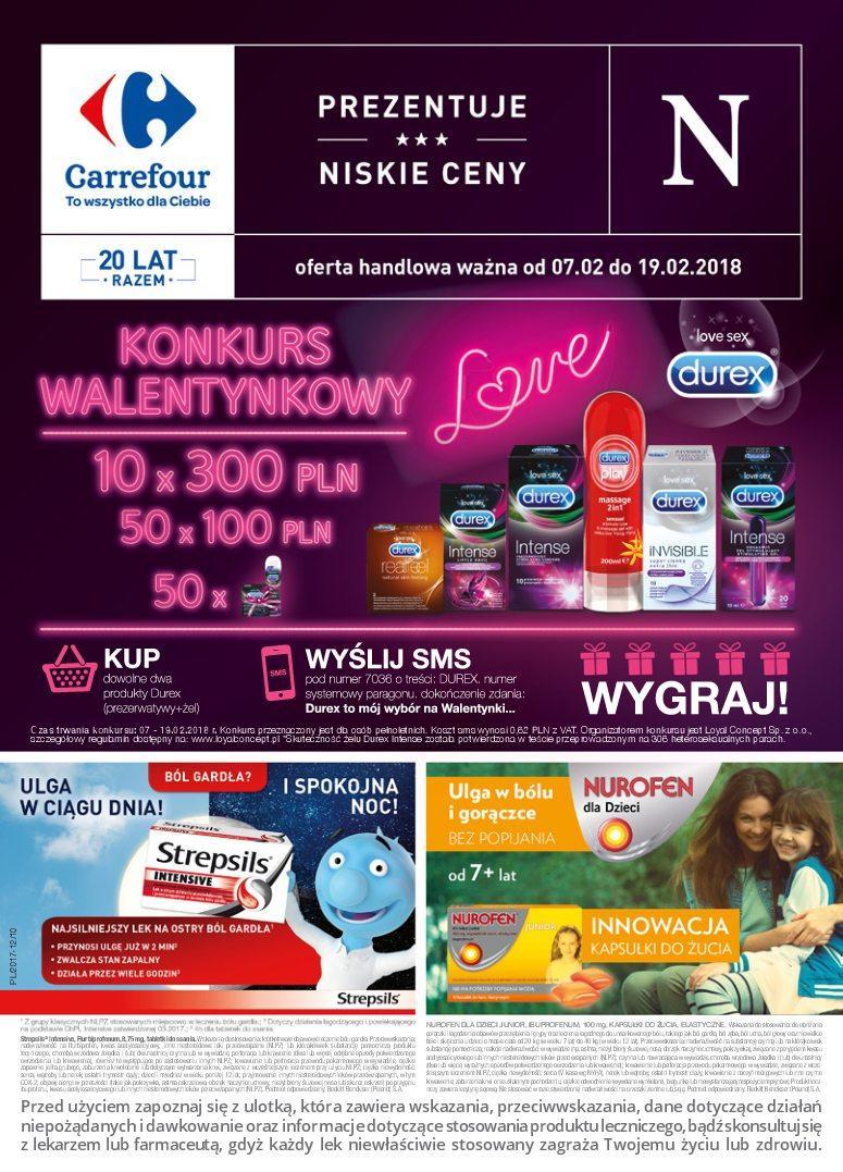 Gazetka promocyjna Carrefour do 19/02/2018 str.0