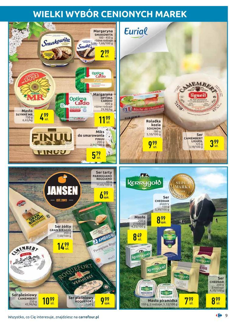 Gazetka promocyjna Carrefour do 22/05/2019 str.8