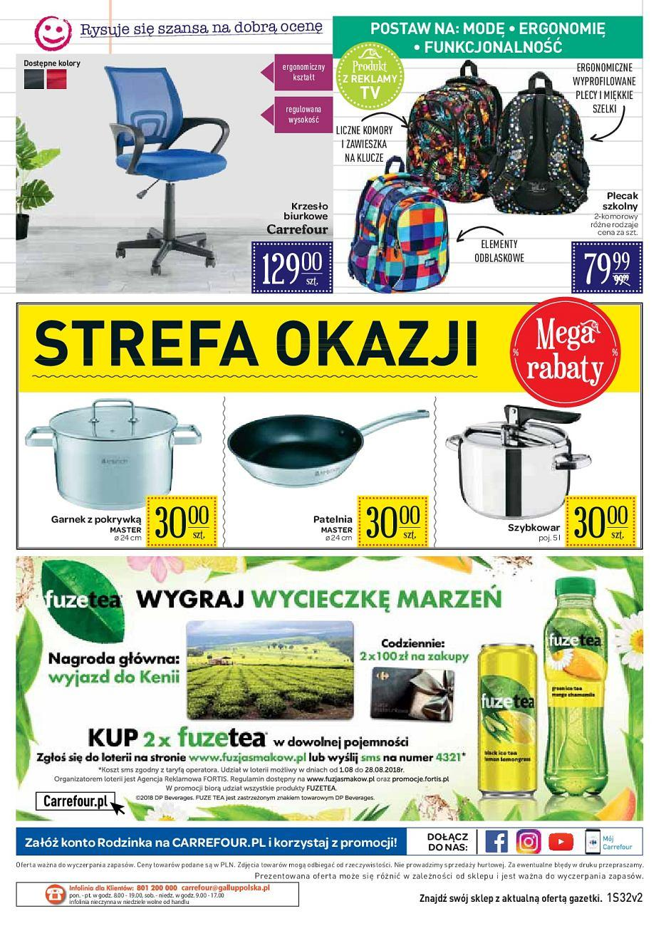 Gazetka promocyjna Carrefour Market do 18/08/2018 str.16