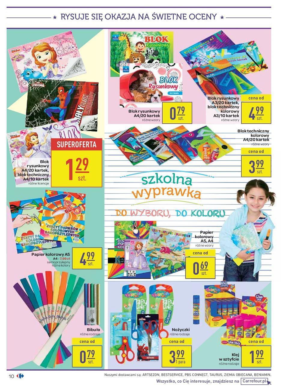Gazetka promocyjna Carrefour do 04/09/2018 str.10