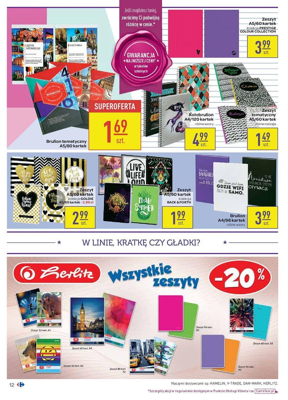 Gazetka promocyjna Carrefour do 04/09/2018 str.11