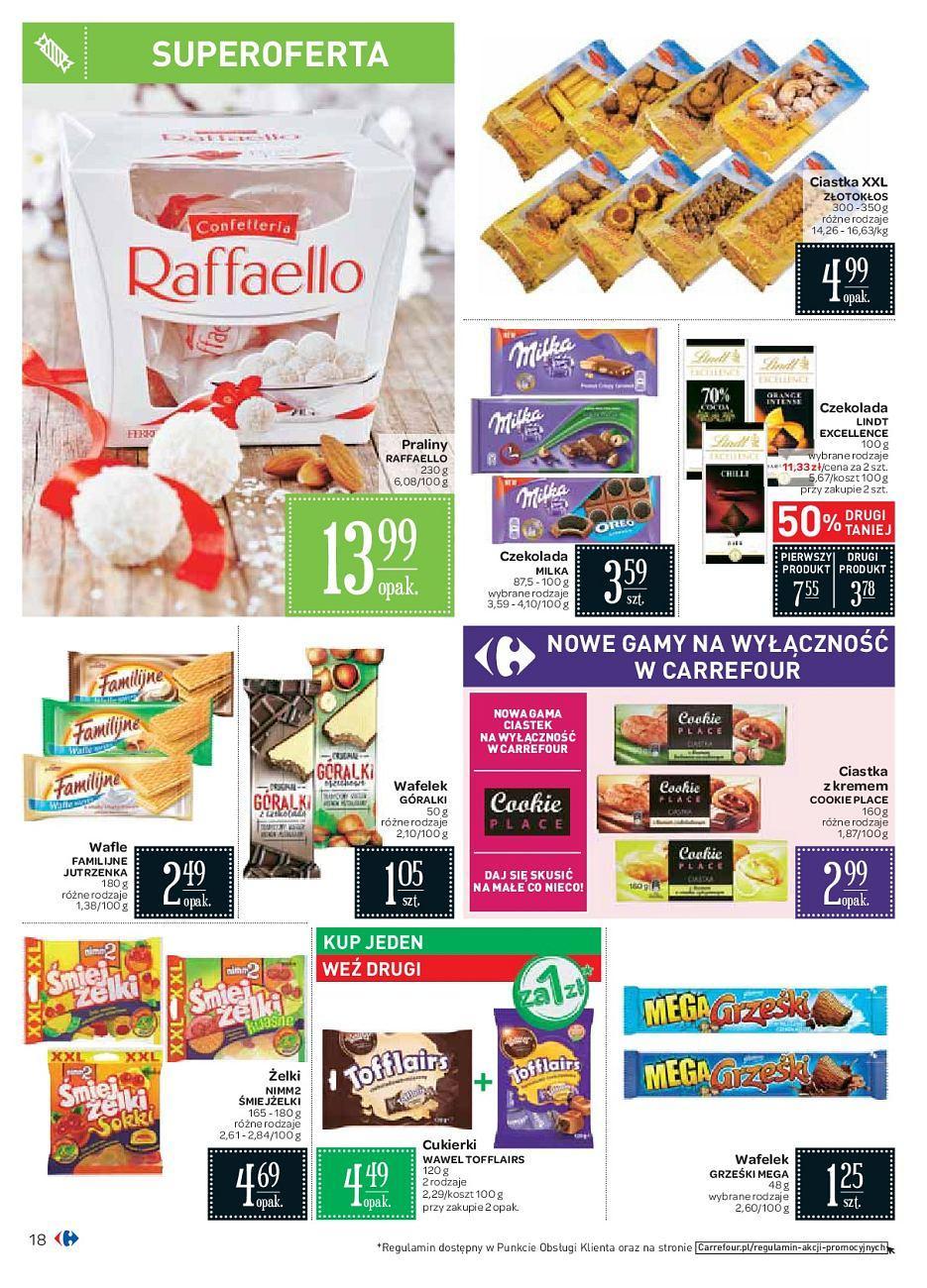 Gazetka promocyjna Carrefour do 18/08/2018 str.17