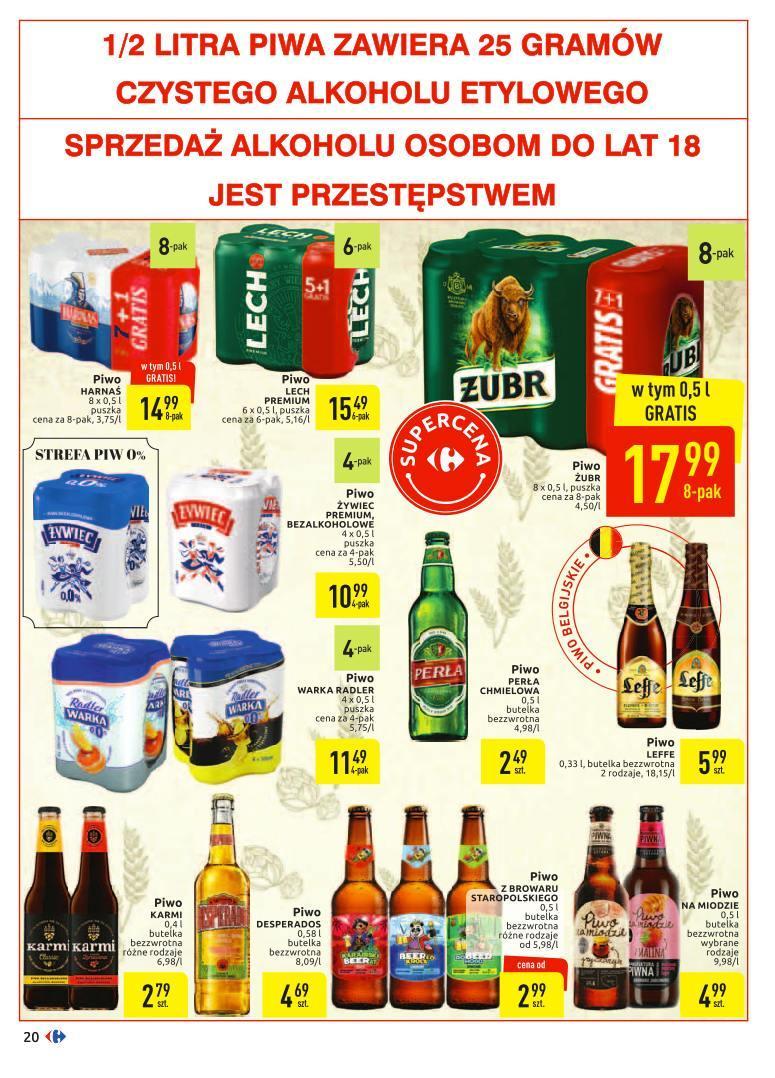 Gazetka promocyjna Carrefour do 24/11/2019 str.20
