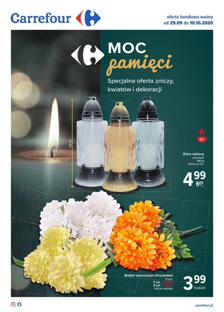 Gazetka promocyjna Carrefour do 10/10/2020 str.0