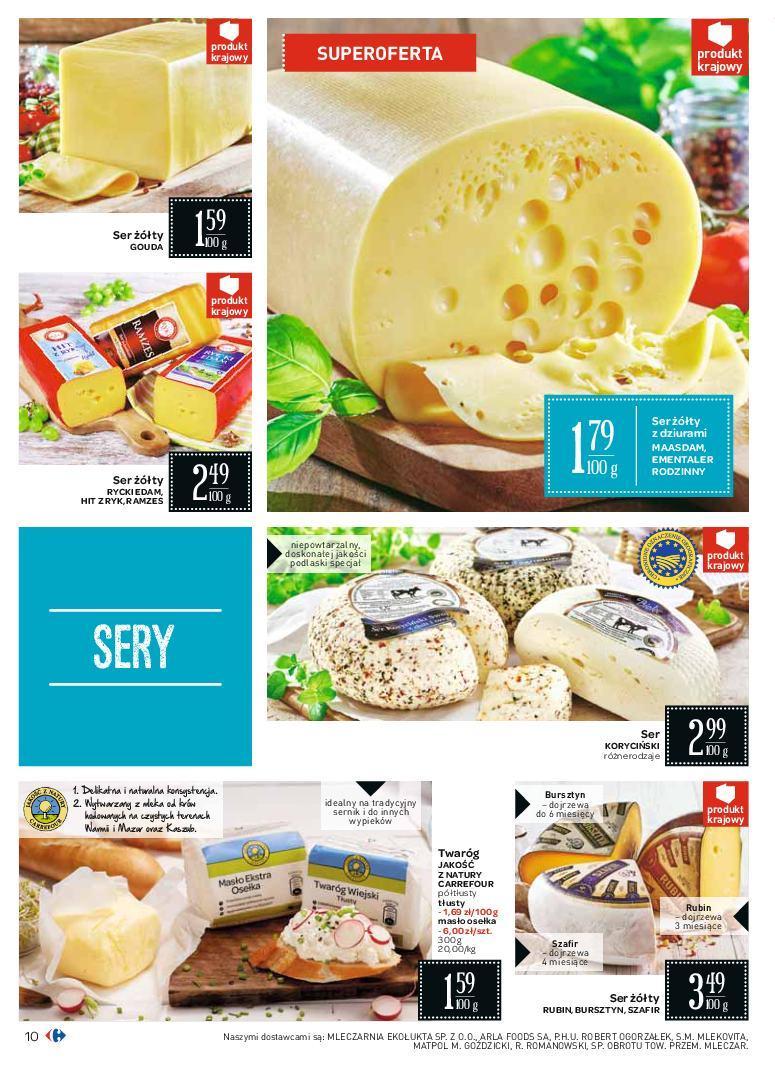 Gazetka promocyjna Carrefour do 09/06/2018 str.10