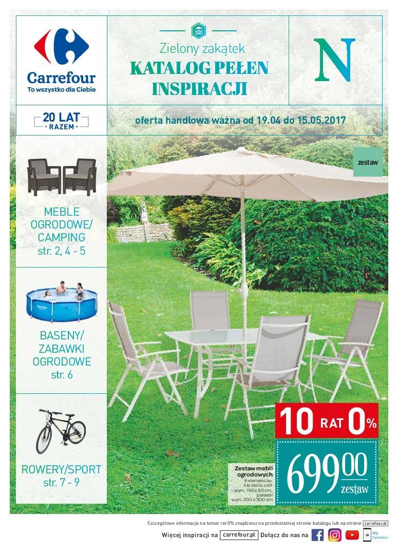 Gazetka promocyjna Carrefour do 15/05/2017 str.0