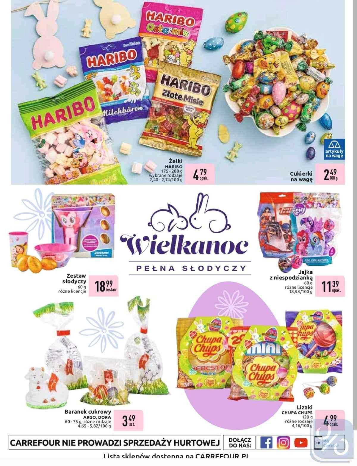 Gazetka promocyjna Carrefour do 20/04/2019 str.15