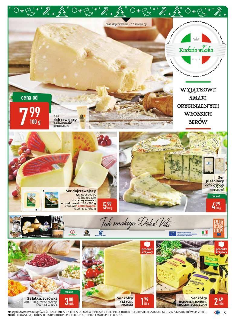 Gazetka promocyjna Carrefour do 08/12/2018 str.5