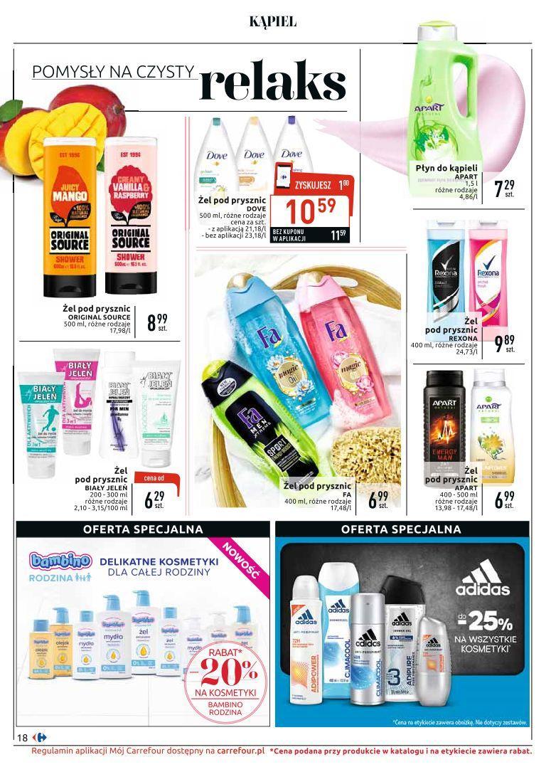 Gazetka promocyjna Carrefour do 16/03/2019 str.17