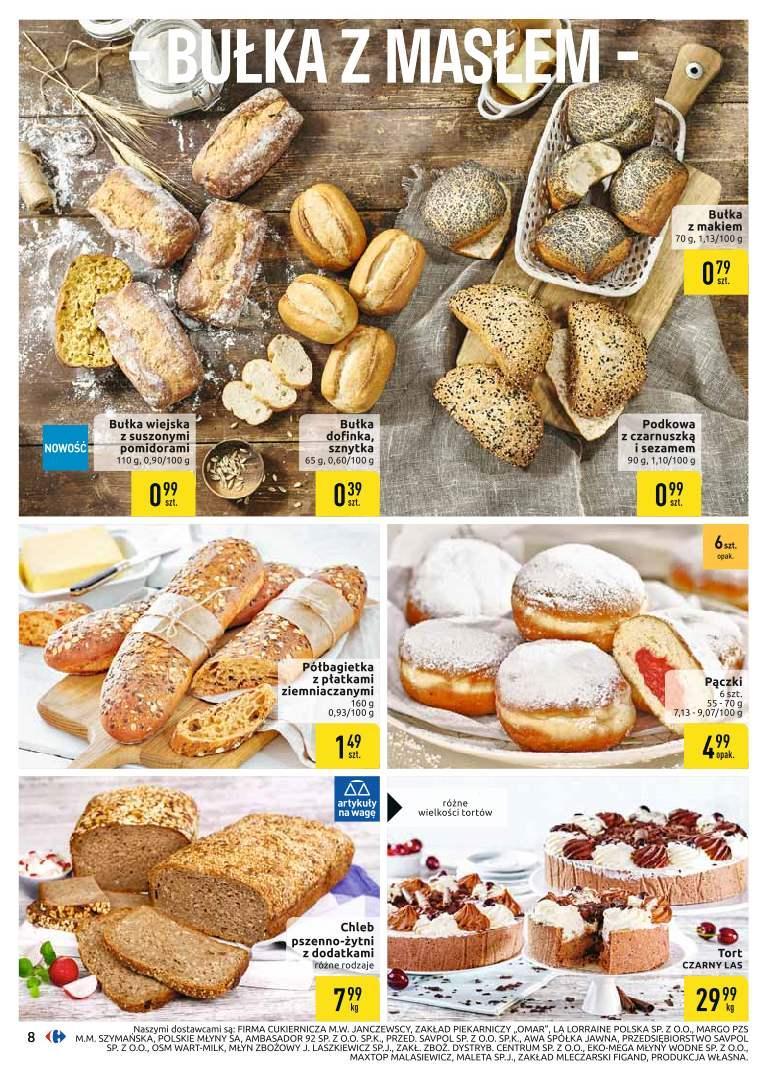 Gazetka promocyjna Carrefour do 12/10/2019 str.8
