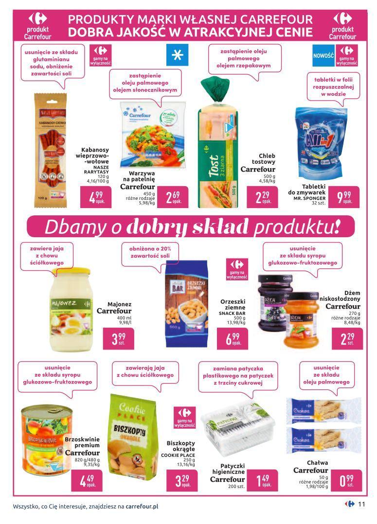 Gazetka promocyjna Carrefour do 24/11/2019 str.11