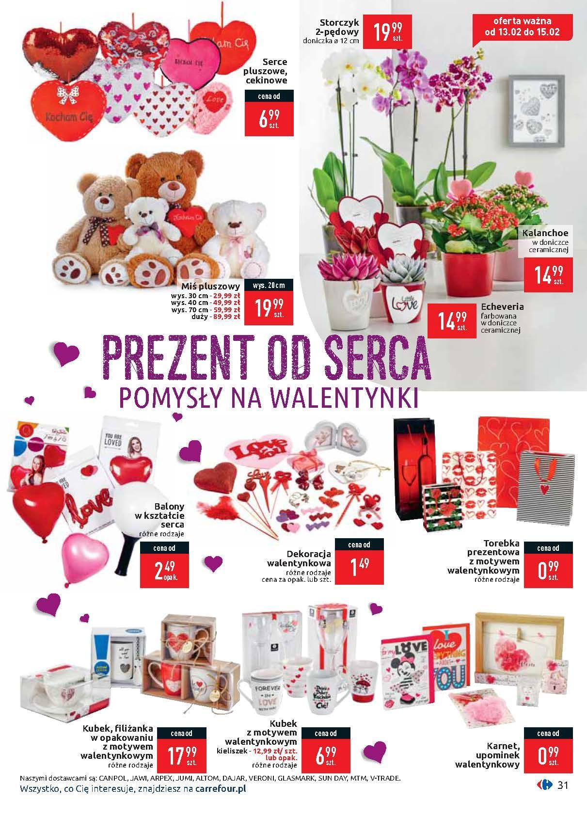 Gazetka promocyjna Carrefour do 17/02/2020 str.31
