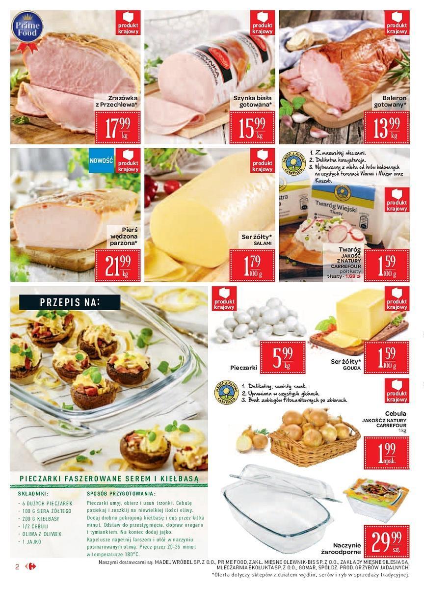 Gazetka promocyjna Carrefour Market do 29/04/2018 str.1