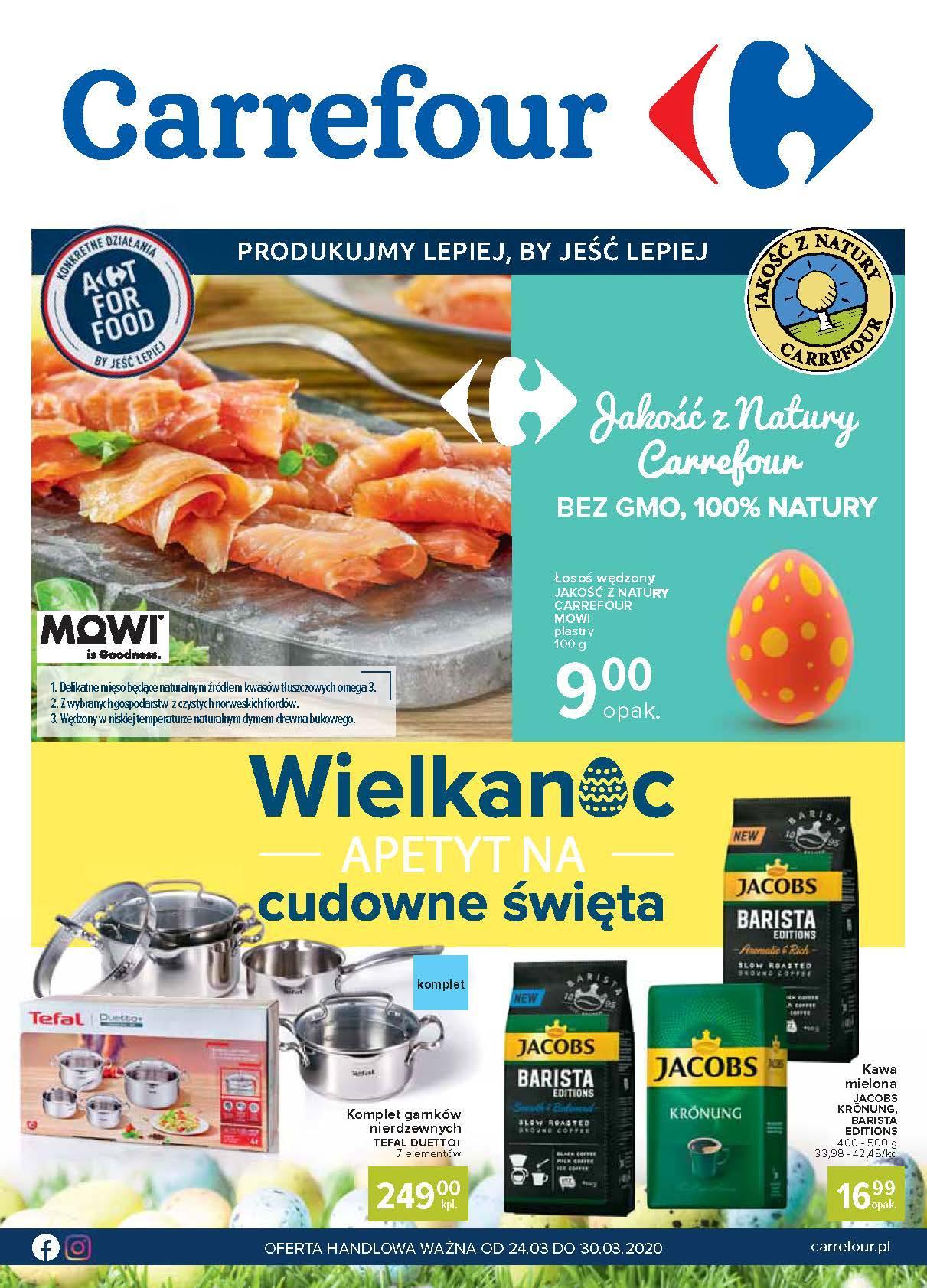 Gazetka promocyjna Carrefour do 30/03/2020 str.0