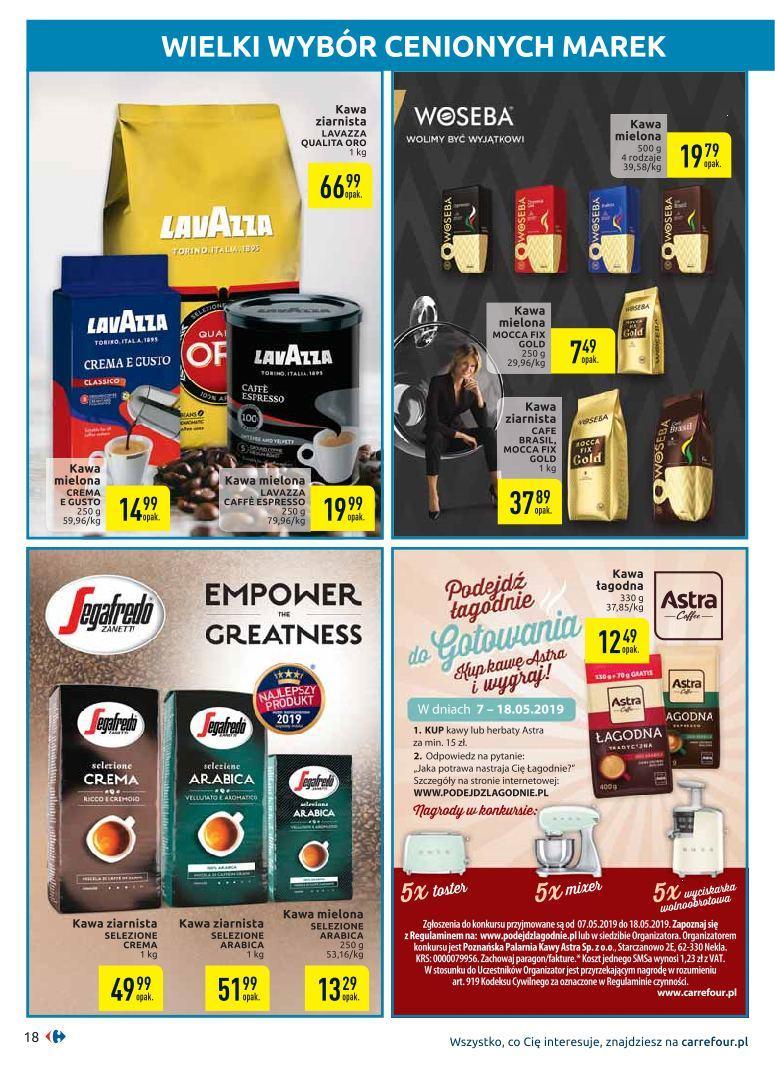 Gazetka promocyjna Carrefour do 22/05/2019 str.17