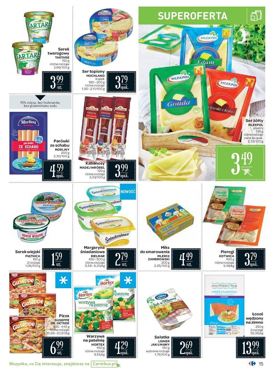 Gazetka promocyjna Carrefour do 18/08/2018 str.14