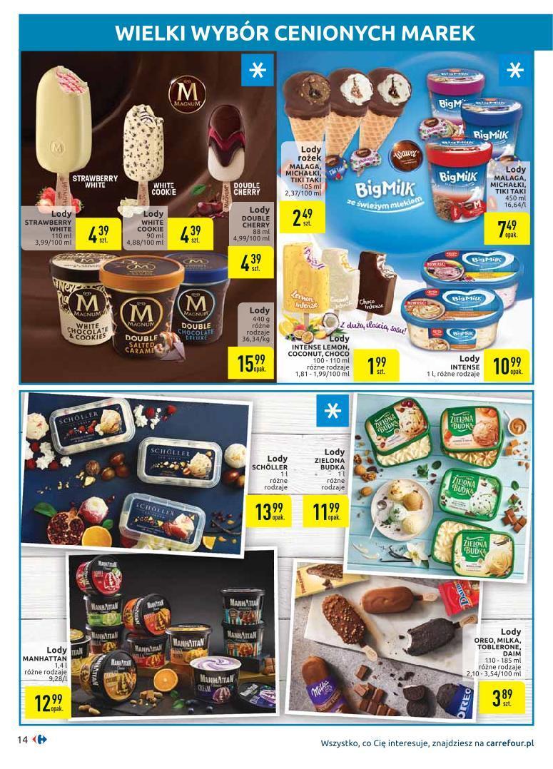 Gazetka promocyjna Carrefour do 22/05/2019 str.13