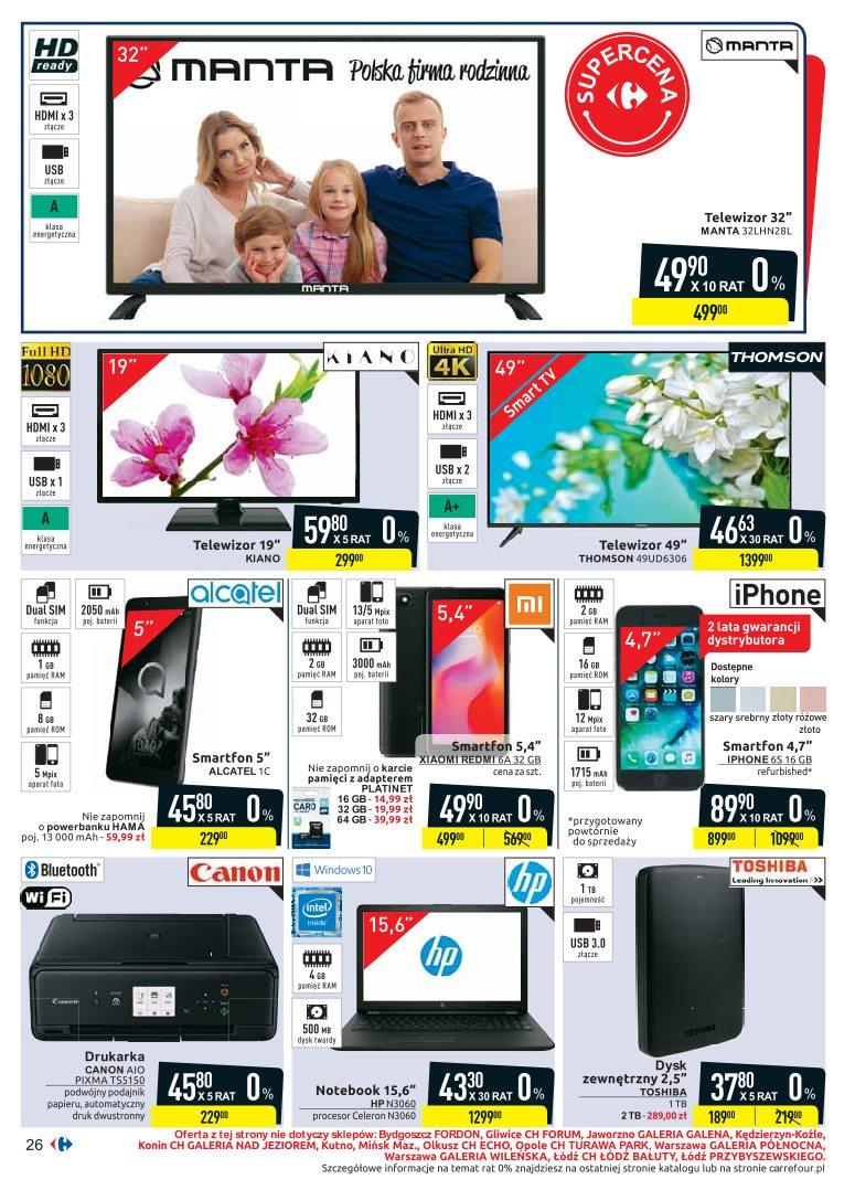Gazetka promocyjna Carrefour do 26/05/2019 str.25