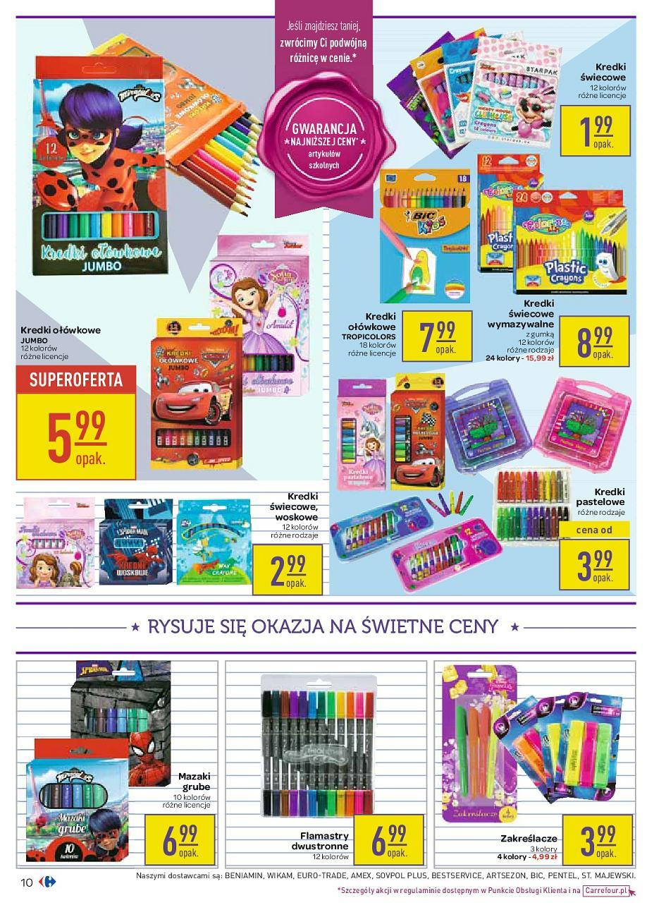 Gazetka promocyjna Carrefour do 11/08/2018 str.10