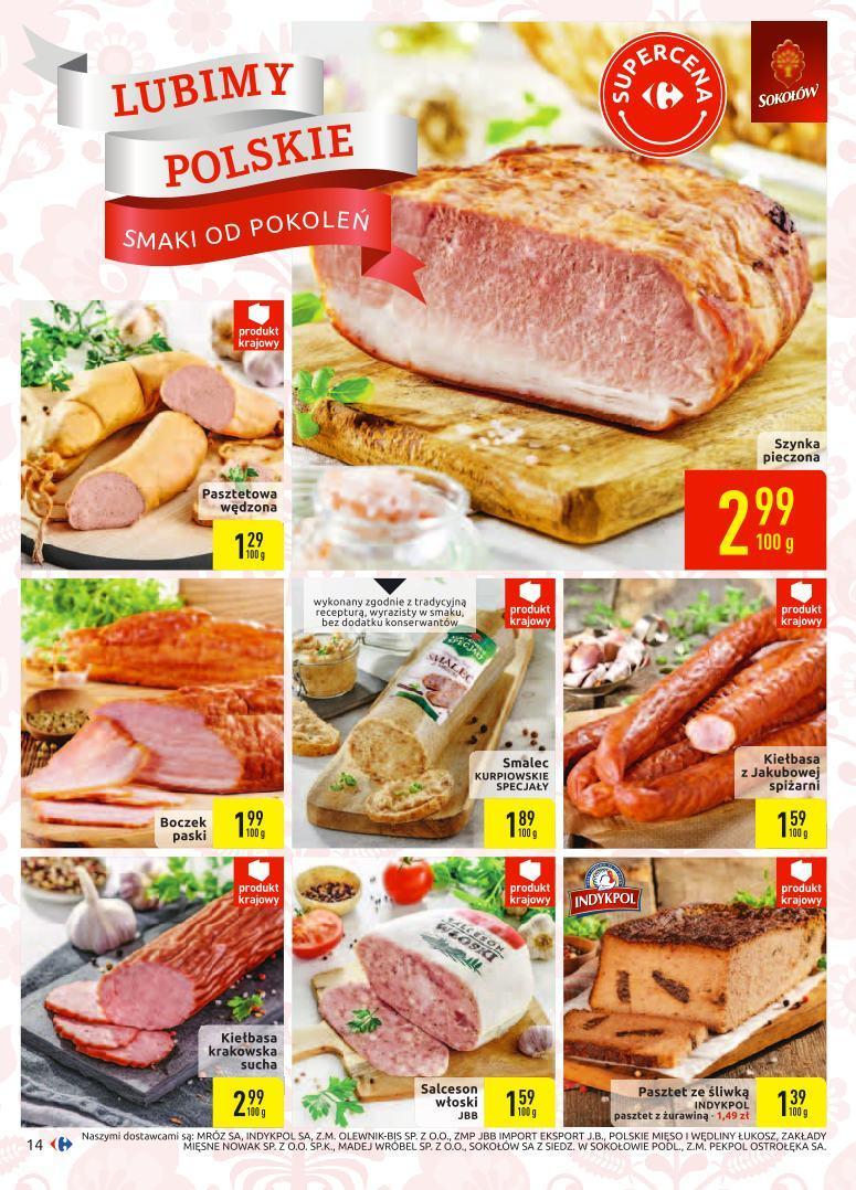 Gazetka promocyjna Carrefour do 09/11/2019 str.14