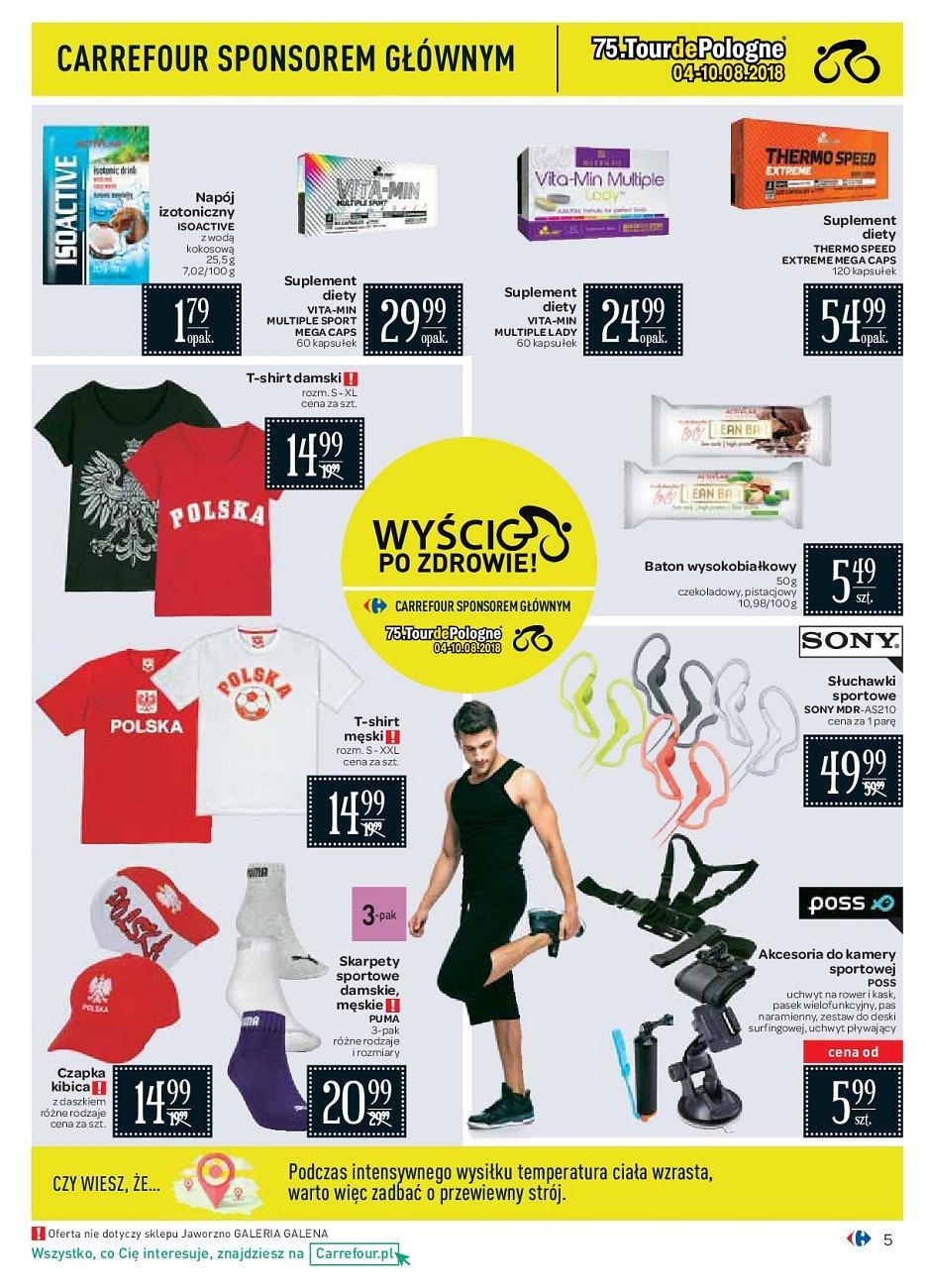Gazetka promocyjna Carrefour do 18/08/2018 str.4