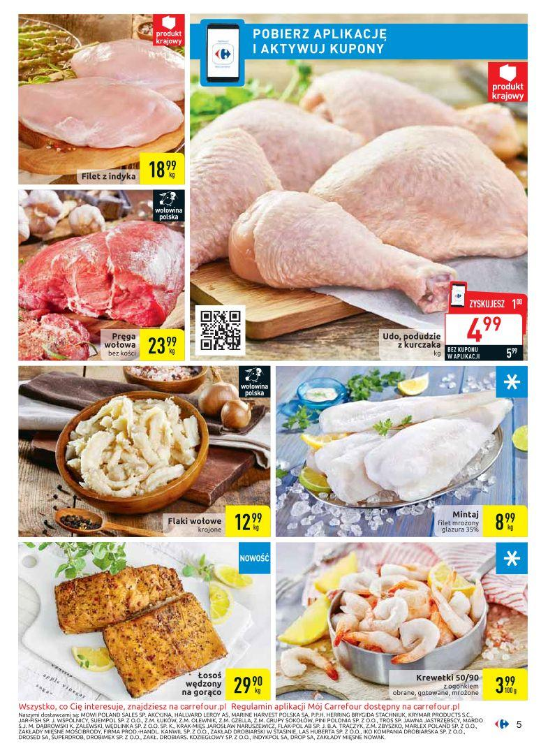Gazetka promocyjna Carrefour do 26/05/2019 str.4