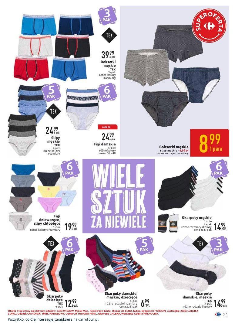 Gazetka promocyjna Carrefour do 18/02/2019 str.21